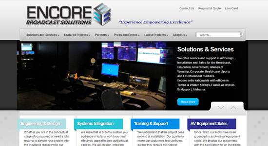 Encore Broadcast Solutions