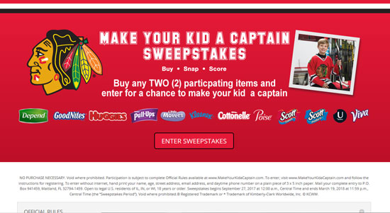 Make Your Kid A Captain