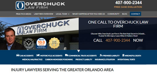 Overchuck Law Firm