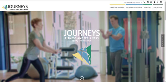 Journeys Fitness and Wellness